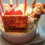 パティスリー ゲン スズキ - クリスマスケーキ
