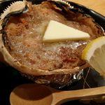 鮨処 竜敏 - かに味噌焼き