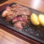 29025257 - 北海道産黒毛和牛ステーキセット(1,000円)