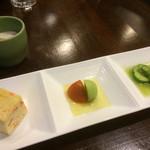 デリ・キッチン 菜 - 前菜