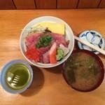 よし祥 - 中落ちネギトロ丼1,150円