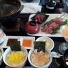 ウェスパ椿山 - 料理写真:マグロステーキ丼