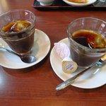 小龍門 - アイスコーヒー