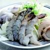 鉄板焼き 海鮮ミニプレート