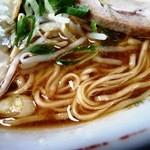 珍竹林 - 再訪スープの表情