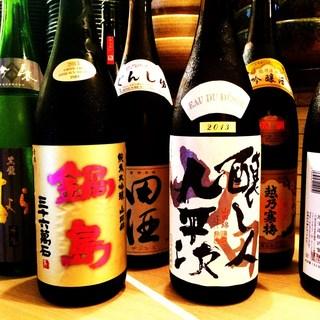 日本酒好きの店長が選ぶ珠玉の日本酒