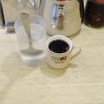 ぺろり - お待たせのアイスコーヒー