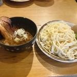 めん創 桜花 - 2014.7.16 特製つけめん 930円