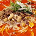 175°DENO〜担担麺〜 - 汁あり担担麺