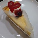 リバージュ - チーズケーキ
