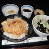 ごまそば処 夕鶴 - 料理写真:焼肉丼セット