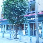 Paper Back Cafe - ペーパーバックカフェ (Paper Back Cafe)