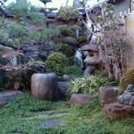 あつた蓬莱軒 - 中庭