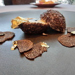 ミチノ・ル・トゥールビヨン - (参考作品)ジェームズオオクボ賞受賞 まるごとトリュフ オーストラリアのトリュフを堪能する料理