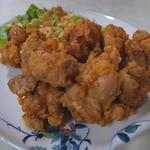 わかさ食堂 - 鶏の唐揚げ
