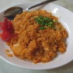 わかさ食堂 - 料理写真:チキンライス