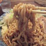 麺家 大須賀 - 油そば