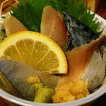 居酒屋 葉牡丹 - シメサバ