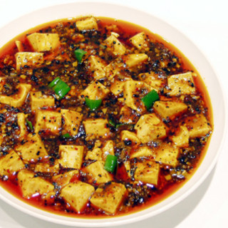 京華樓 - 料理写真:本場の四川麻婆豆腐