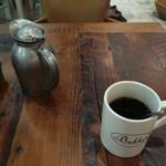 バビーズ - モーニングのドリンク:コーヒー