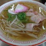 たんざん - 料理写真:ラーメン500円