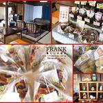 FRANK暮らしの道具 - きく工房さんのスイーツコーナー