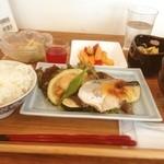 風泉 - 鰆の西京マヨ焼きランチ☺︎850円