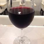 ドラゴンカレー - ワイン