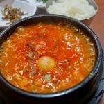 29053070 - 純豆腐チゲ(スンドゥブチゲ)