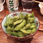 兜蟹 - 枝豆