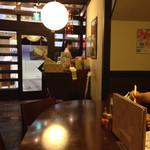 浜田屋 - 内観写真:店内