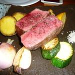 29056626 - 漢方牛ランプステーキ