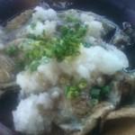 ひかり食Do - 焼き鶏皮のおろしポン酢