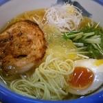 AFURI - 限定!冷やし柚子麺♡中央に注目♪