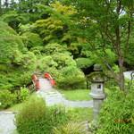 29059024 - 部屋から見える庭園
