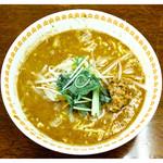 錦華楼 - 料理写真:ごまラーメン