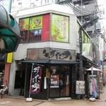 伝説のすた丼屋 - 店の外観(2014夏ver)