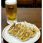錦華楼 - 餃子&ビール