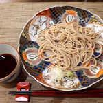 旬魚旬菜 仁 - シメは手打ち蕎麦で、さっぱりと