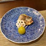旬魚旬菜 仁 - 焼き魚はさわら西京焼。焦げもなく、品良く仕上がっている