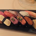 Kiyomasa - オホーツクネタのお寿司