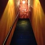 アマーリエ - H26.7 階段で2階へ