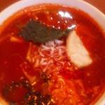 一見家 - ラージャン麺(激辛+)