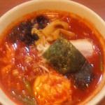 一見家 - ラージャン麺(激辛)
