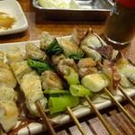 ひげ勝 - 焼き物