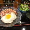 南風 どなん - 料理写真:コンビーフ目玉丼
