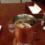 和颯 - ミルクコーヒー