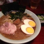 Tsukemensakura - ラーメン並700円