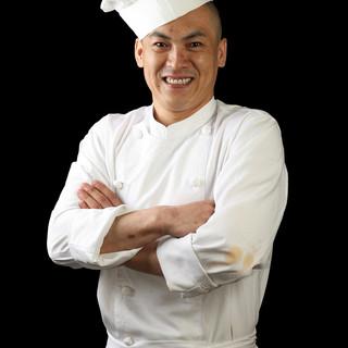 王増奎(オウソウカイ)ー中華の進化を模索し続け、炒飯が絶品!