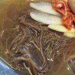 菜々 土古里 - そば粉の麺